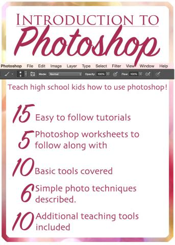 Photoshop Introduction