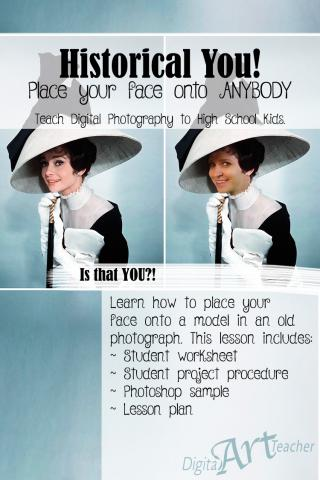 Learn how to place YOUR face onto someone else!
