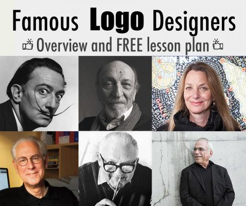 Famous Logo Designers: What they did and how they did it