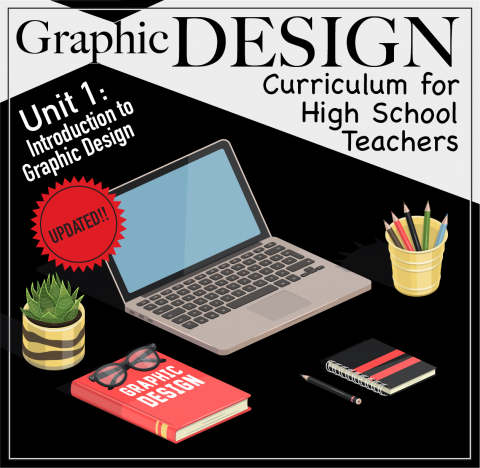 Graphic Design Curriculum Update: Introduction to Graphic Design for Beginners