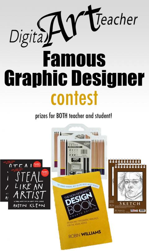 Famous Graphic Designer Contest!