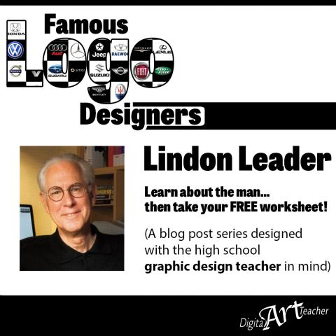 Famous Logo Designers: Lindon Leader and Corporate Design