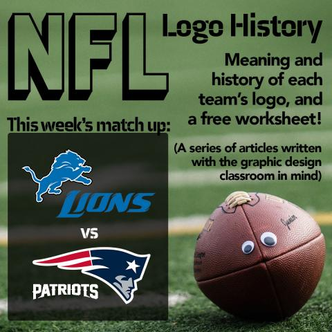 Detroit Lions and New England Patriots